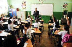 Propuestas de los candidatos sobre docentes