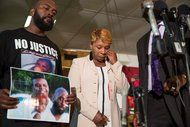 Timeline | Tracking the Events in the Wake of Michael Brown's Shooting A daily update of the unrest in Ferguson, Mo., that has followed the shooting of Michael Brown, an 18-year-old unarmed teenager, by a police officer on Aug. 9.
