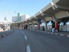 Aéroport d'Alger - Houari Boumédiène (ALG) en الجزائر, Wilaya d' Alger
