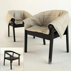 Ikea Chair Esbjorn