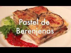 Pastel de berenjenas - Recetas de cocina fáciles y económicas - YouTube