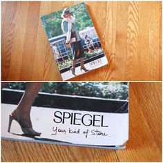 Spiegel catalog....I loved it what ever happened to it?