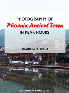 Rushing and Struggling in Hectic Phoenix Ancient Town Zhangjiajie, Group Travel, Way Of Life, Travel Quotes, Travel Pictures, Travel Inspiration, Travel Tips, Buildings