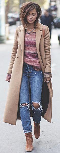 #fall #fashionistas #outfits | Fall Shades + Denim