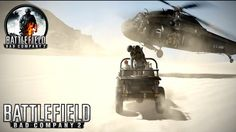 Battlefield 2 Bad Company   Mission 9   SANGRE DEL TORO   Shoot in The Sand