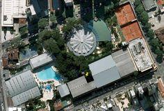 36 - Clube Curitiba   Curitiba-PR  Ginásio de Esportes