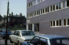Elijah attends Trent, Polytechnic, Nottingham from 1991 - 1993 Chaucer building 1991 Nottingham Trent University, Memories, London, Book, Building, Face, Christmas, Vintage, Yule