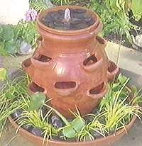 Patio Fountains And Ponds
