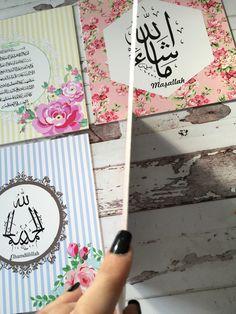 DUA SETİ ve MUTFAK PANO malzemesi 3 mm dekota Alhamdulillah, Islamic, Home Decor, Deco, Decoration Home, Room Decor, Home Interior Design, Home Decoration, Interior Design