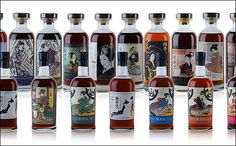 Le Clos has launched a world-exclusive collection of vintage Karuizawa whiskies at its outlet in Dubai Airport