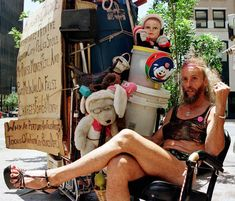 """Emotions ran high as news spread of the death of Albert Leslie Cochran, a cross-dressing, often homeless man who embodied the city's """"Keep Austin Weird"""" spirit. The Austin, Austin Texas, South By Southwest, Homeless Man, The Godfather, Best Cities, Ny Times, Dallas, Weird"""