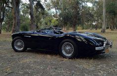 1956 Austin Healey 100 BN2