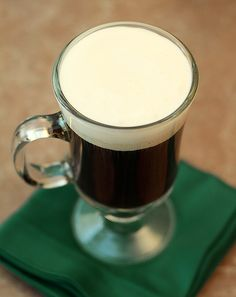 Ten years later in 1952 the Irish coffee Irish Coffee recipe came to the states via Jack Koeppler, the  owner of the Buena Vista Café restaurant In San Francisco, here is the recipe