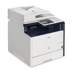 Canon ImageCLASS MF8580CDW Color All-in-One Laser Printer, Print/Copy/Scan/Fax