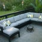1000 Ideas About Outdoor Sectional On Pinterest Couch