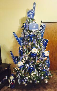 Duke Christmas Tree 2015