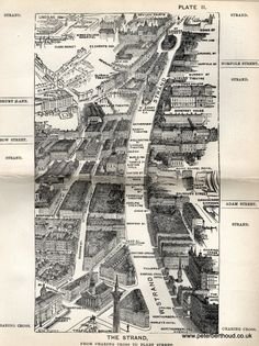 In 1880 Herbert Fry published London a handbook for Victorian visitors. The popular book ran to many editions. A major factor for its success being the inclusion of twenty illustrations providing: &ld London History, British History, Vintage Maps, Antique Maps, London Village, Old London, London Blog, London City, Cities