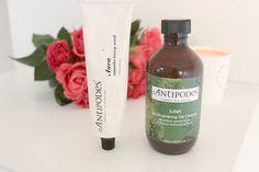 Antipodes Skincare Review: Aura Manuka Honey Mask & Juliet Cleanser