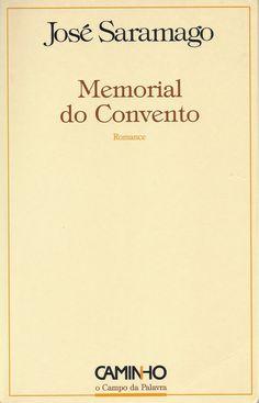 Memorial do Convento - José Saramago  One book i actualy love to read in classes NF