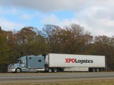30 Xpo Logistics Ideas In 2021 Logistics Trucks Semi Trucks
