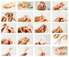 n Macrame, Bracelets, Gold, Jewelry, Projects To Try, Charm Bracelets, Bijoux, Bracelet, Jewlery