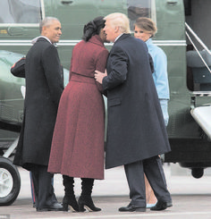 Redefining Leadership ~ Obama makes way for Trump, and shallowness