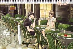 Tomoko Ninomiya, J.C. Staff, Nodame Cantabile, Shinichi Chiaki, Megumi Noda , anime