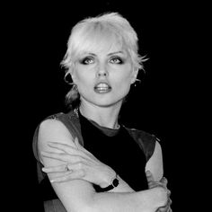 'How can onebea woman and not be a feminist? That's my question.' - Debbie Harry