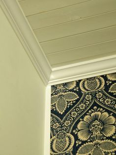 The remodeling experts at HGTV.com share step-by-step instructions for installing crown molding to give any room a high-end, custom look.