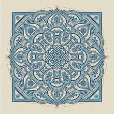 dribbble mandala by robb leef Zentangle Drawings, Art Drawings, Zentangles, Mandala Design, Mandala Art, Textures Patterns, Print Patterns, Graffiti, Street Art
