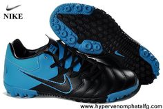Buy Latest Listing Nike5 Bomba Black Blue Football Shoes For SaleFootball Boots For Sale