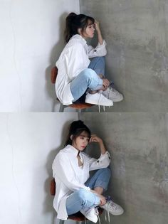 Eunji Apink, Girl Korea, Pink Panda, Eun Ji, Skinny Girls, Love At First Sight, Amazing Photography, Ulzzang, Girl Group