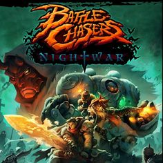 Battle Chasers: Nightwar - recenzja - newsy, recenzje, poradnik, wymagania sprzętowe, premiera Battle Chasers: Nightwar - recenzja - Gamerweb.pl.