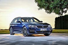 Geen verrassing: de nieuwe BMW 5-serie Touring is officieel