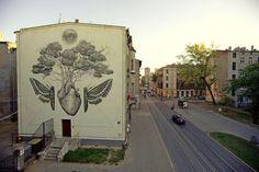 alexis diaz street art - Buscar con Google