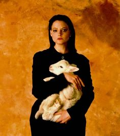 "Jodie Foster for ""The Silence of the Lambs"""