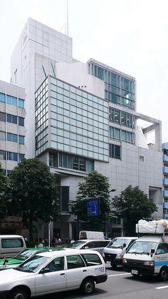 Tokyo_Aoyama_Spiral Building - Fumihiko Maki - 1985