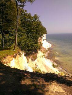 Wanderung an der Steilküste Rügens entlang - eine Highlight Ihres Urlaubes l
