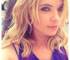 Day 2. Fav ashley benson photo! That's my name omg! Lol I love her:) this is my fave pic of her