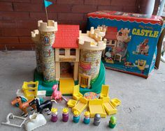 32 Best Toy Box Images On Pinterest Retro Toys Childhood Memories