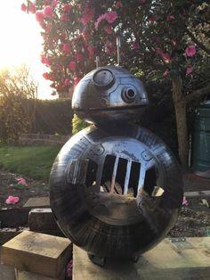 The BB-8 Wood Burner