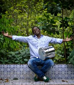 Bom Lazer - Seu fim de semana começa aqui: Marcelinho Moreira se apresenta no palco do Rio Sc...