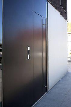 porte vitr e int rieure avec verre opaque d poli l 39 acide verriere pinterest portes. Black Bedroom Furniture Sets. Home Design Ideas