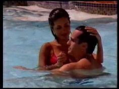 Sonny and Brenda - Puerto Rico pool makeout, 1994 Photography Couples, Indian Wedding Photography, Vanessa Marcil, Soap Opera Stars, I Gen, Best Soap, Best Bud, General Hospital, Dimples