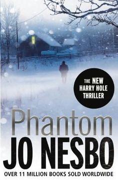Phantom by Jo Nesbø #Books #Reviews