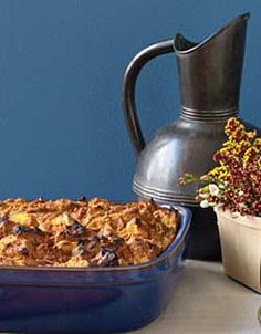 Maple Pumpkin Bread Pudding « Canadian Family