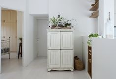 Houseplants are one of the best home remedies for fighting winter depression. Outsmart the winter blues with these science-backed houseplant tips.: Houseplants are Good for Your Mind and Body Home Design, Interior Design, Design Homes, Small Room Bedroom, Small Plants, Beautiful One, Houseplants, Home Remedies, Your Space