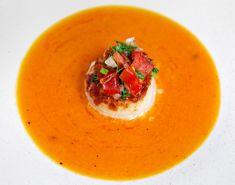 Hot Sauce Beurre Blanc!  Seared scallops