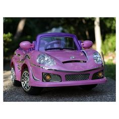 girls pink battery operated ride on remote control rc power wheels mp3 car