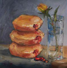 Angela Sullivan | OIL | Jelly Donuts